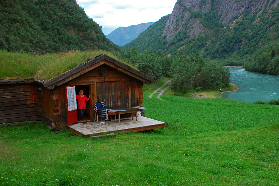 Norway Tiny House Swoon