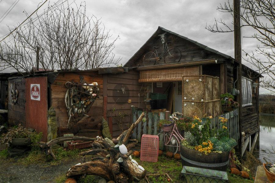 Quaint Little House  Quaint