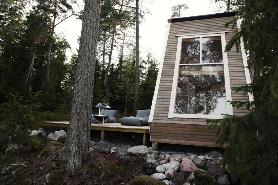 Swedish Micro House