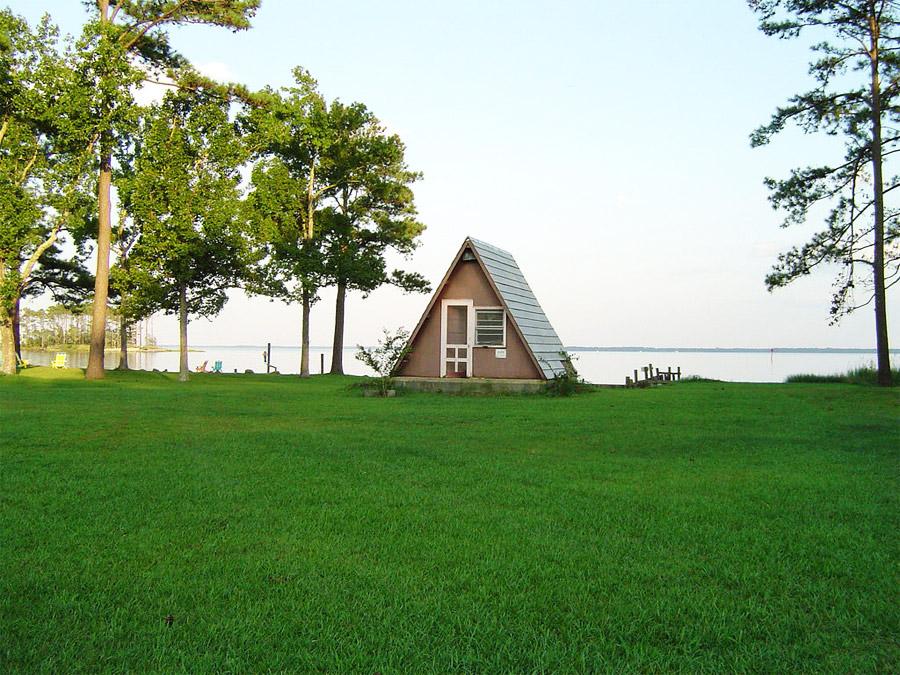 A frame cabin tiny house swoon Tiny a frame house