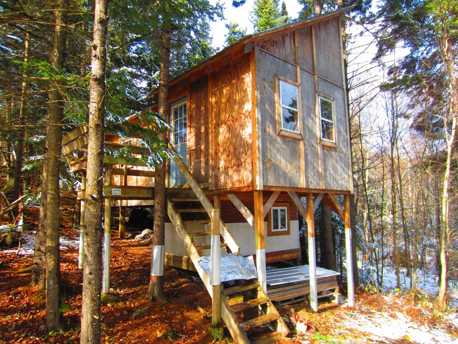 Deeks Vermont Cabin Tiny House Swoon