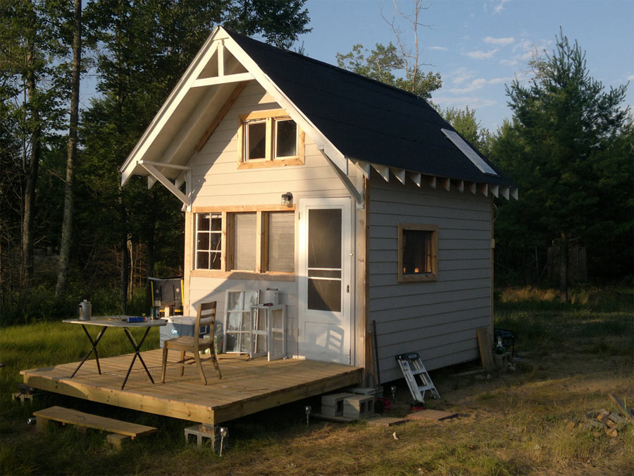 little camp tiny house swoon