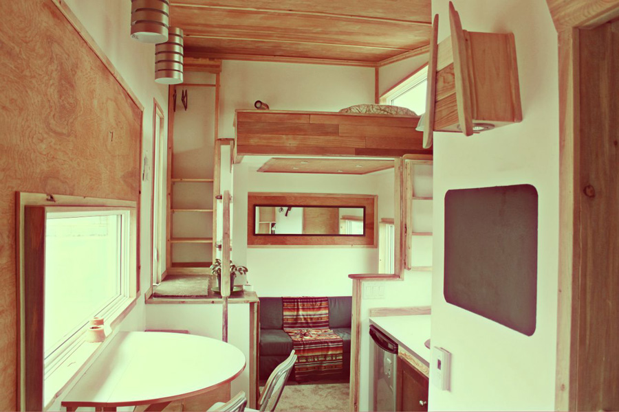 Leaf House Tiny House Swoon