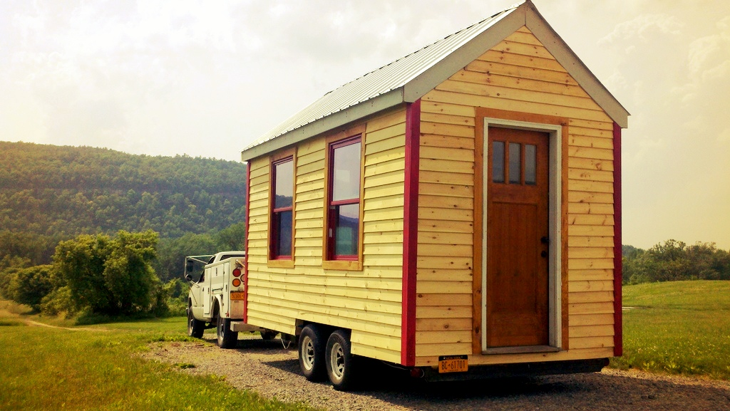 Simple Tiny House Tiny House Swoon