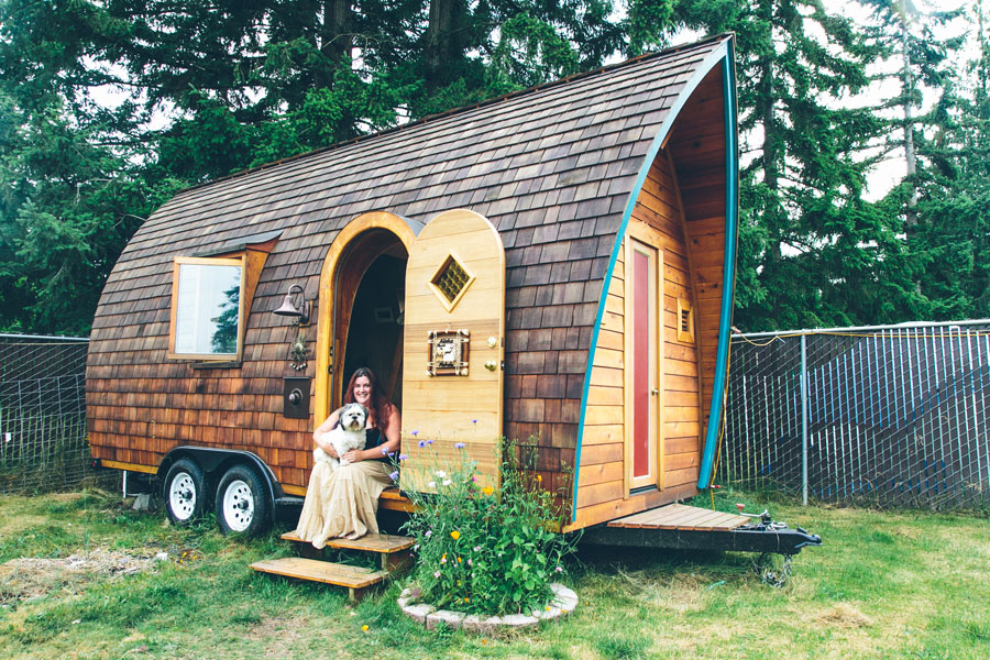 The Fortune Cookie Tiny House Swoon