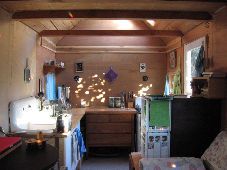 Hallies Tiny House Tiny House Swoon