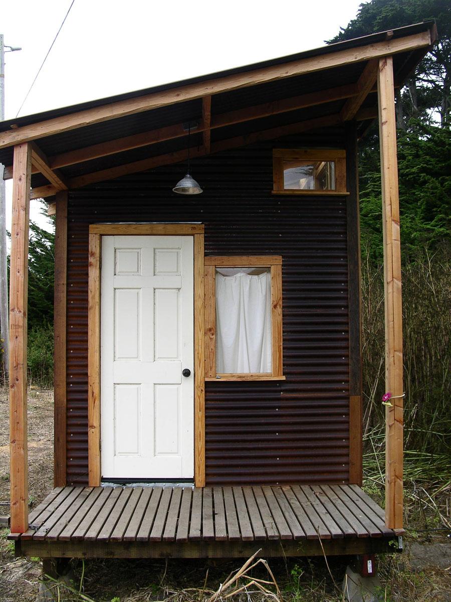 Corrugated Tiny House Tiny House Swoon