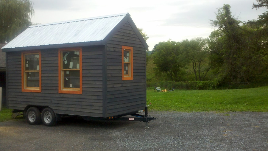 New York Tiny House Tiny House Swoon