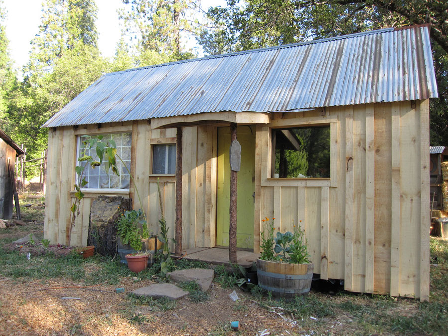Dell Artemis Farm – Tiny House Swoon