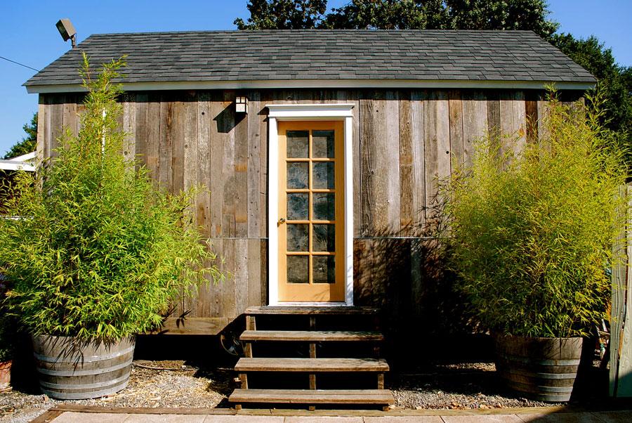 Barn Siding Studio Tiny House Swoon