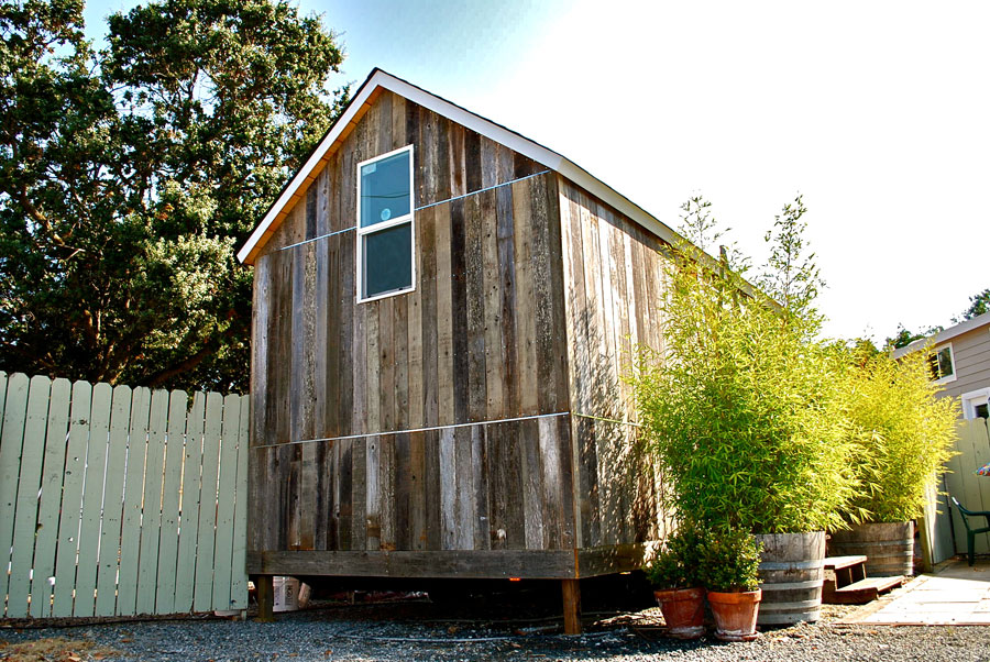 tiny barn house. Barn Siding Studio Tiny House T