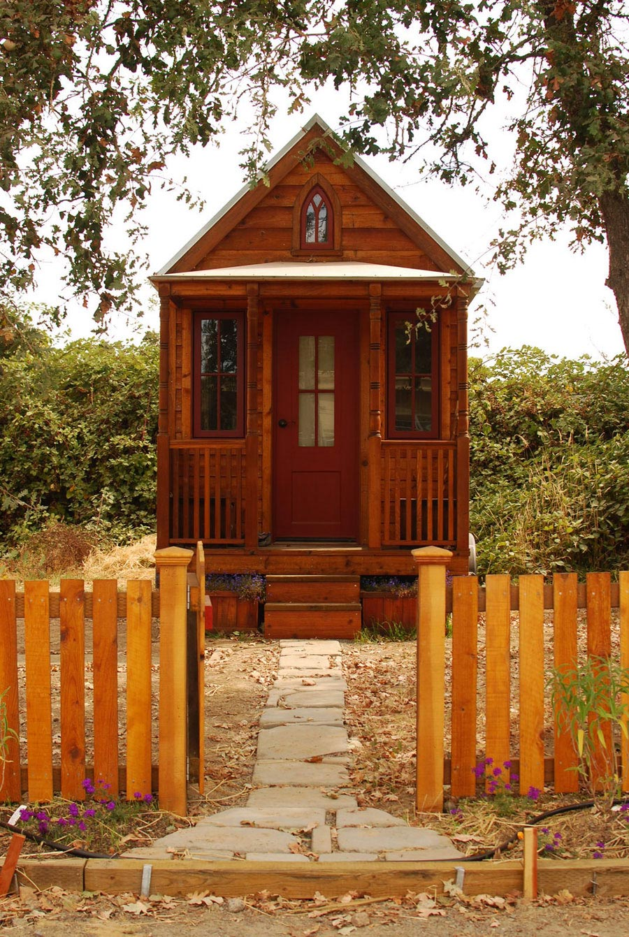 Tumbleweed tiny house tiny house swoon for Little house