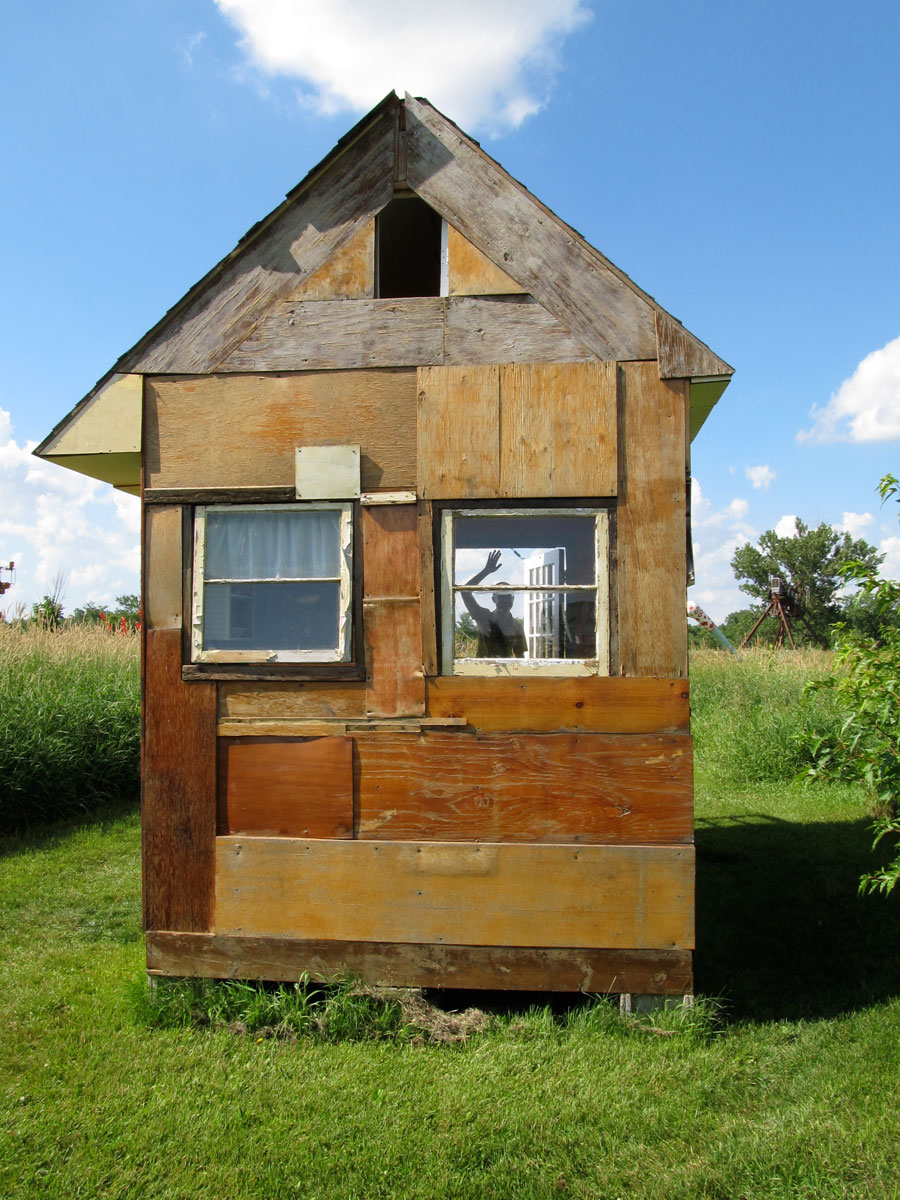 Reclaimed Tiny House Tiny House Swoon
