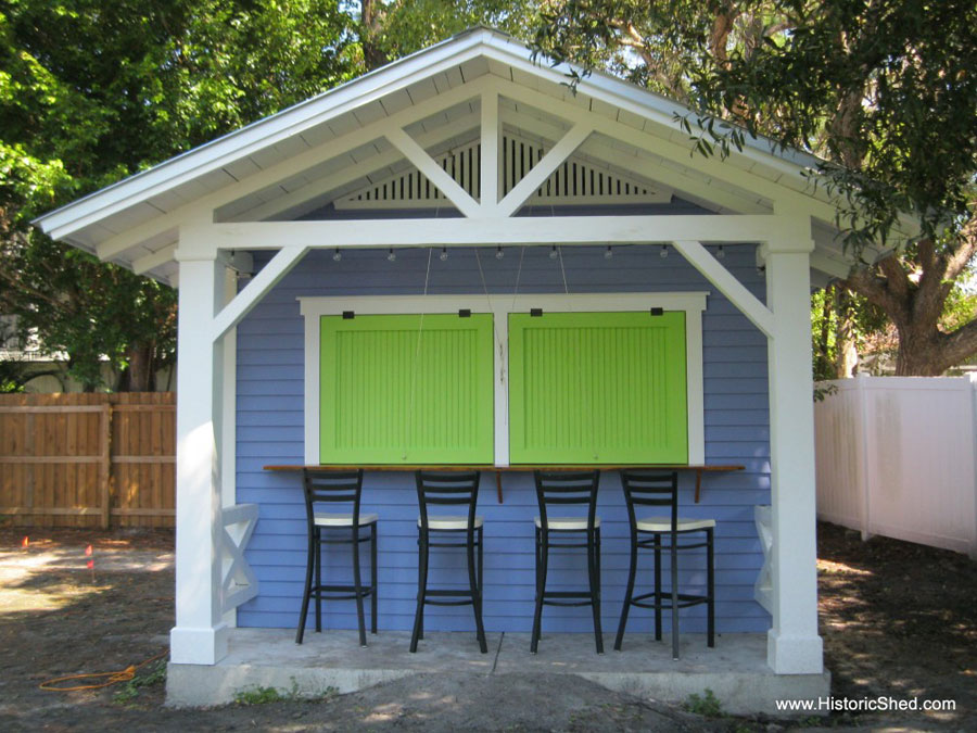 The Snack Shack Tiny House Swoon