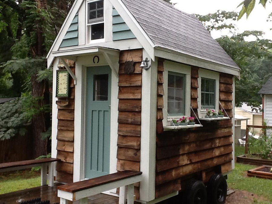 Barn Wood Tiny House Tiny House Swoon