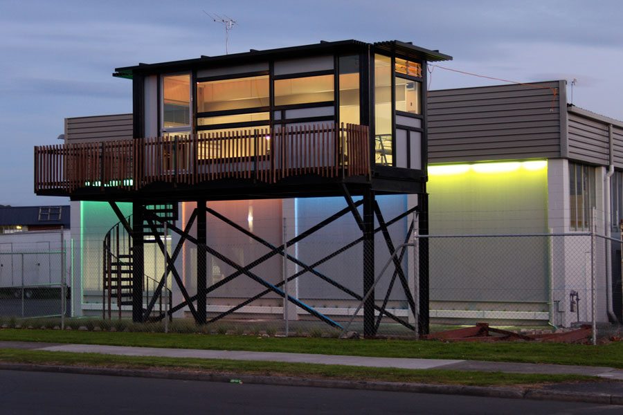 Prefabricated Container Home Tiny House Swoon