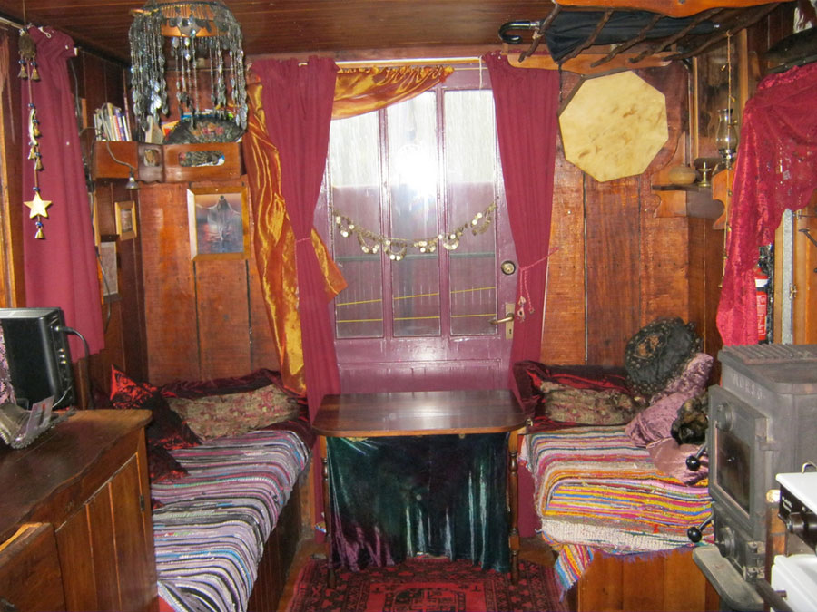 gypsy housetruck