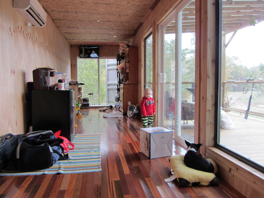 Container Home Tiny House Swoon