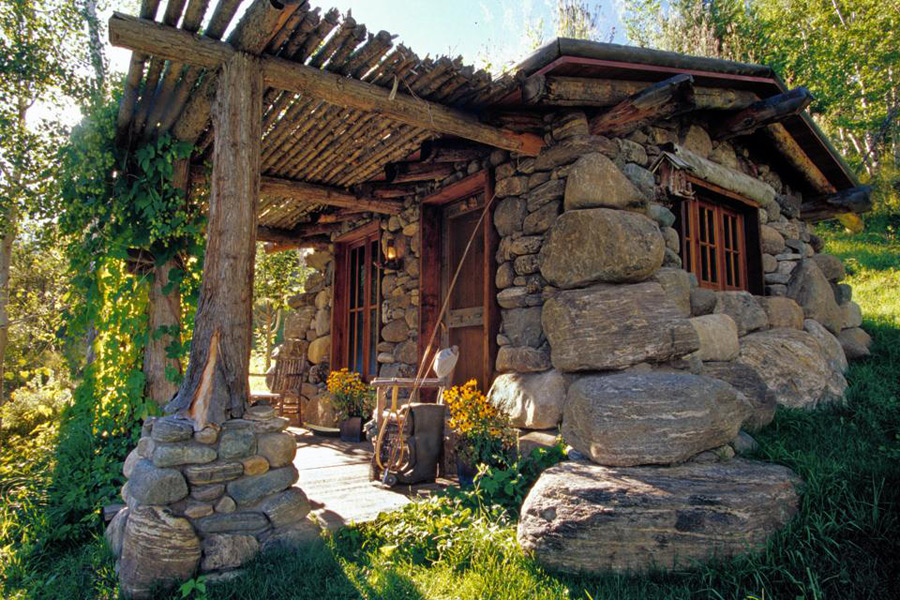 Rustic Cabins Mountains On Pinterest Cabin Log Cabins