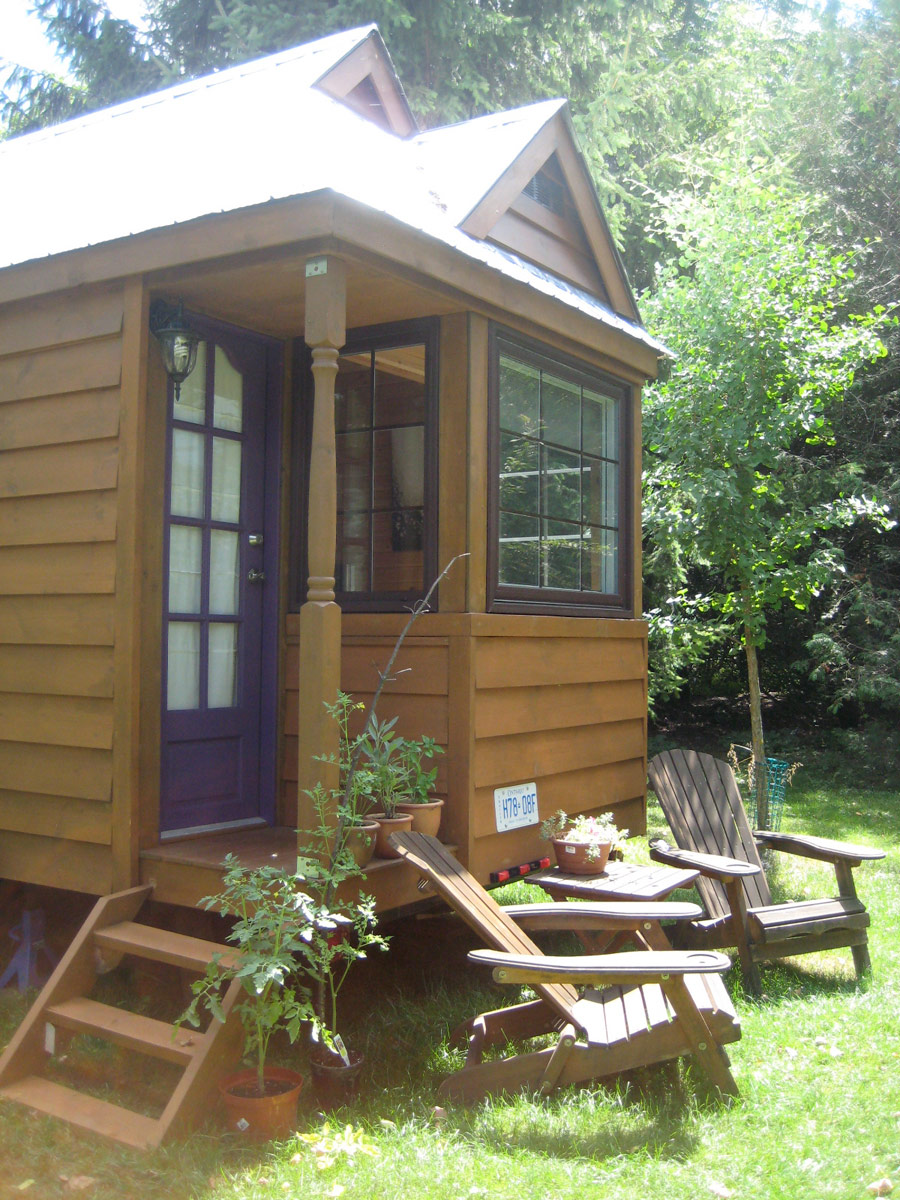 Our Wee House Tiny House Swoon