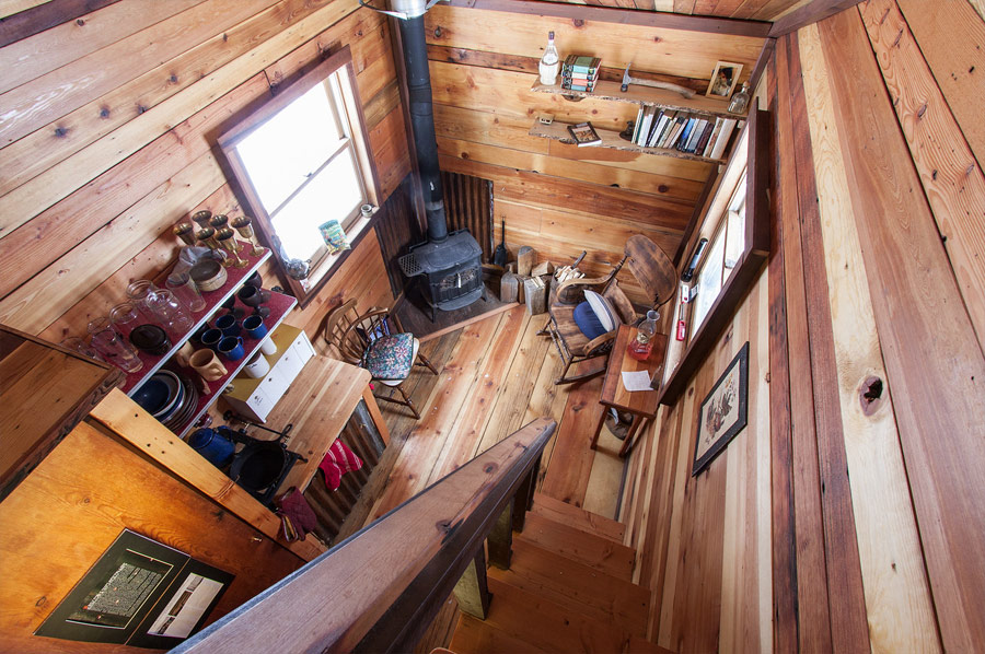 Potomac cabin tiny house swoon for 8 by 16 tiny house