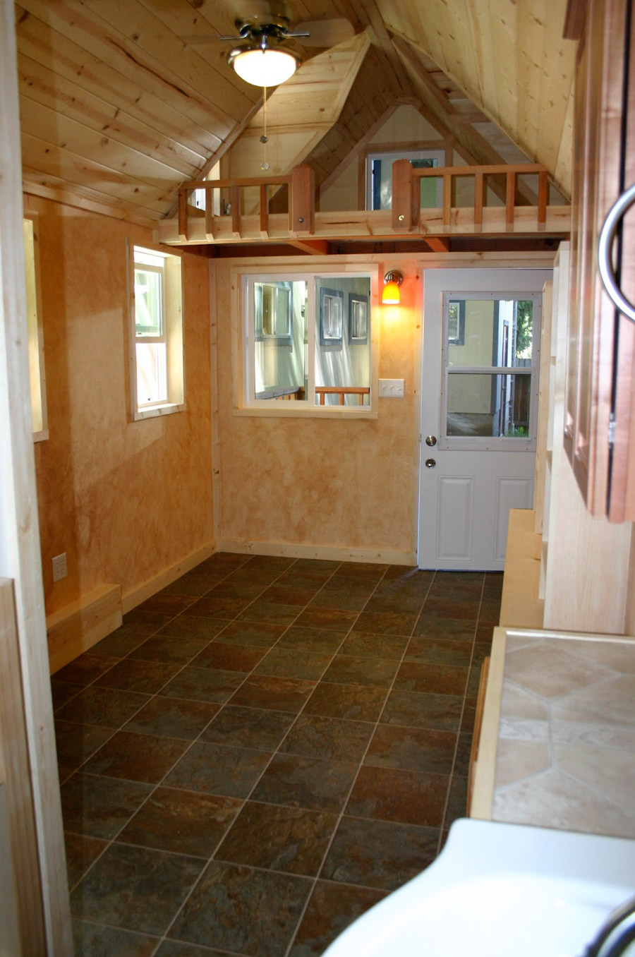 Tiny house with studio tiny house swoon for How much is it to build a small house