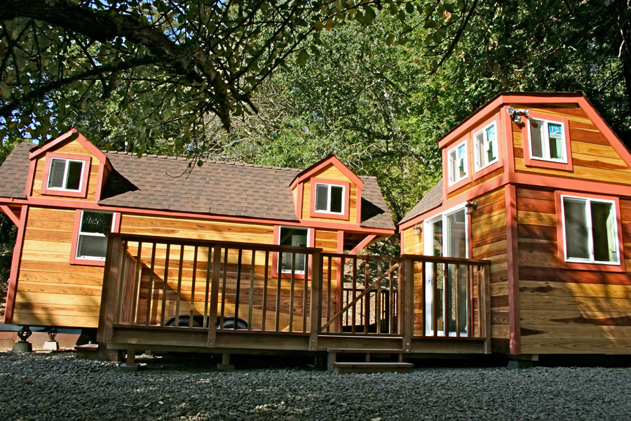 Tiny House With Studio Tiny House Swoon