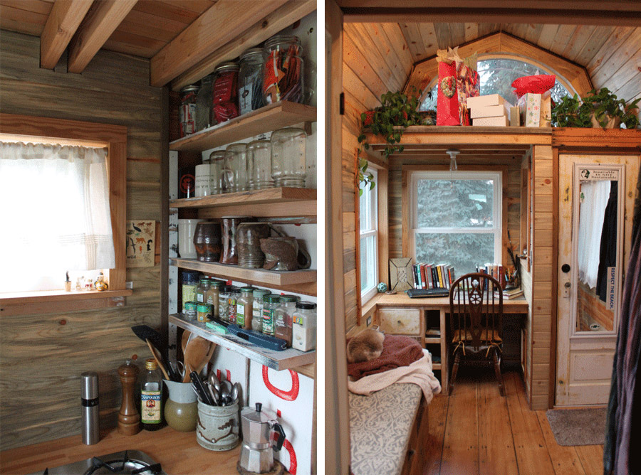 Aprils Tiny House Tiny House Swoon