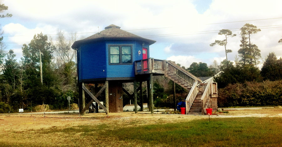 Beach Tiny House On Stilts Tiny House Swoon