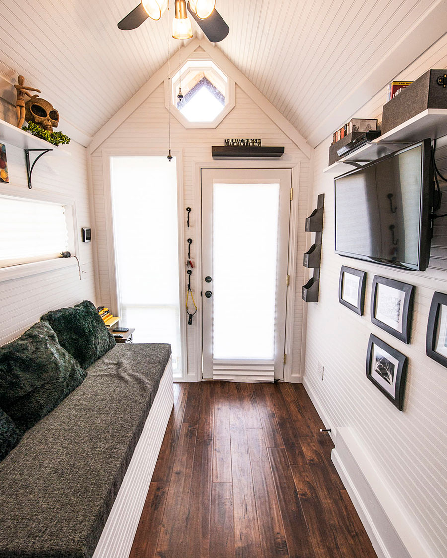 House Inside Design: Tiny House Swoon