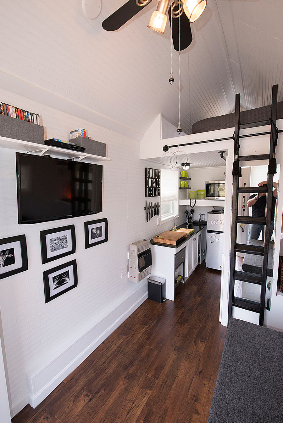 The Shoebox Tiny House Swoon