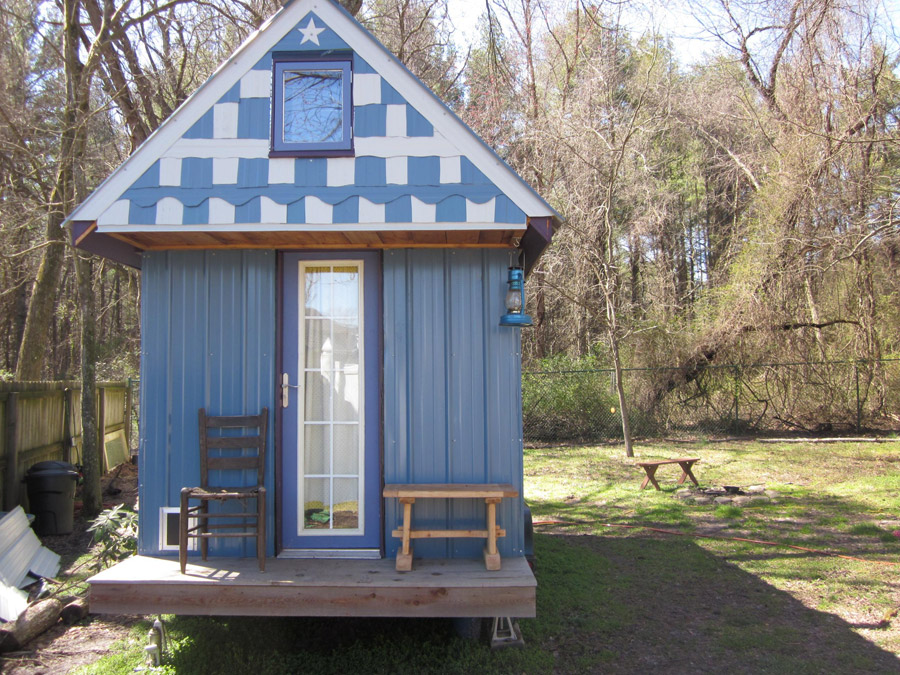 Nc Tiny House Swoon