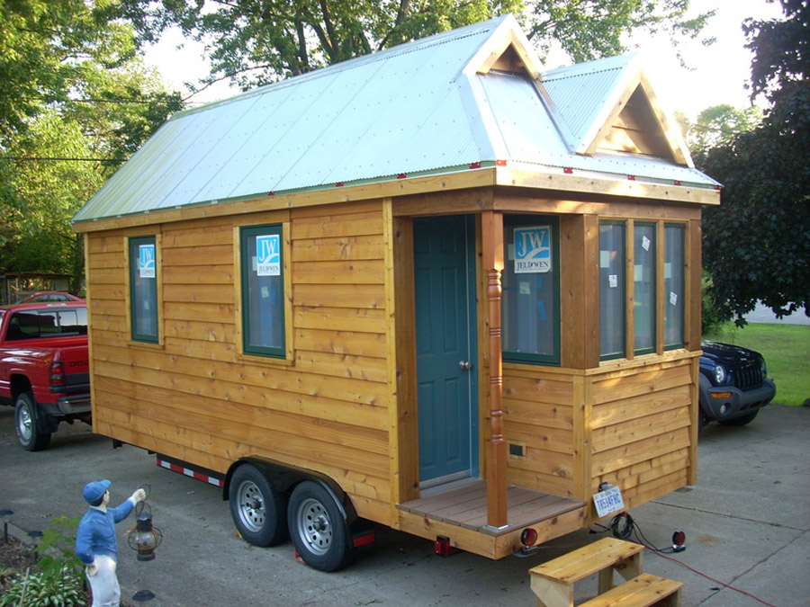 Jeremys Tiny House Tiny House Swoon