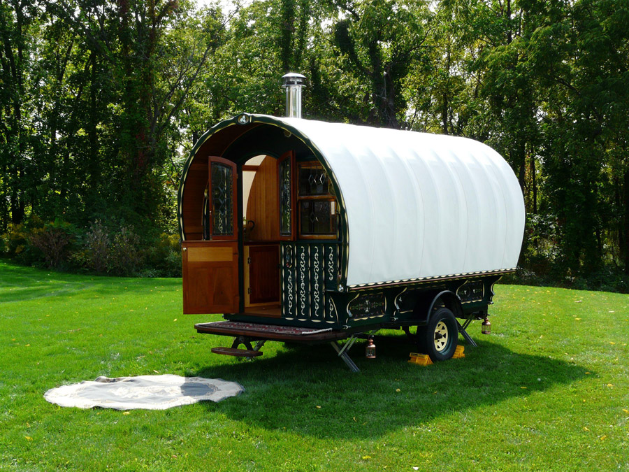 Innovative Modern Gypsy Caravan 1 Gypsy Caravan Photo Gallery