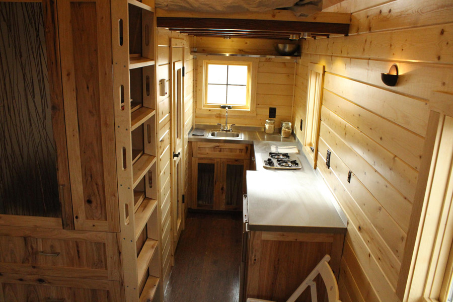 blue sky tiny house we took ideas - Tiny House Ideas