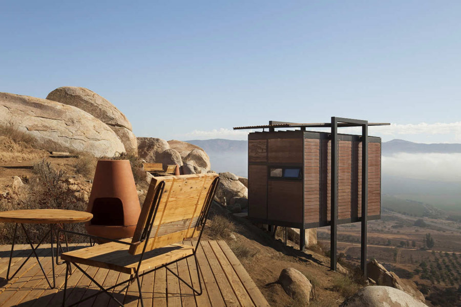 baja california Tiny House Swoon