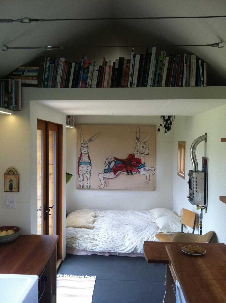 Family Built Tiny House. I Am A Furniture ...