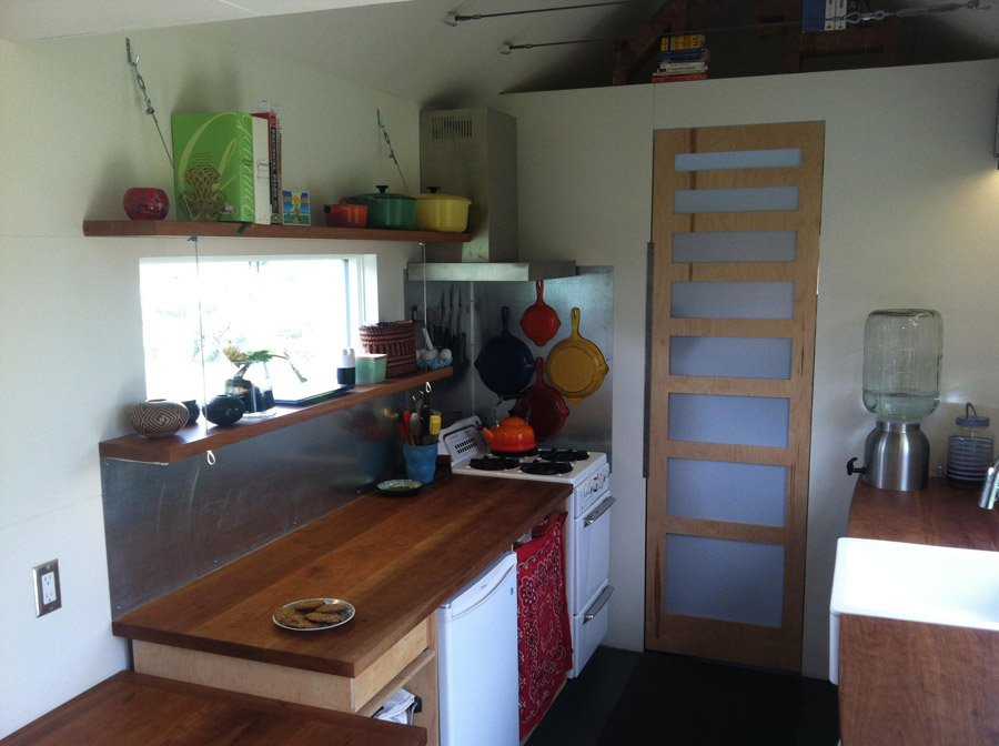 Family Built Tiny House Tiny House Swoon