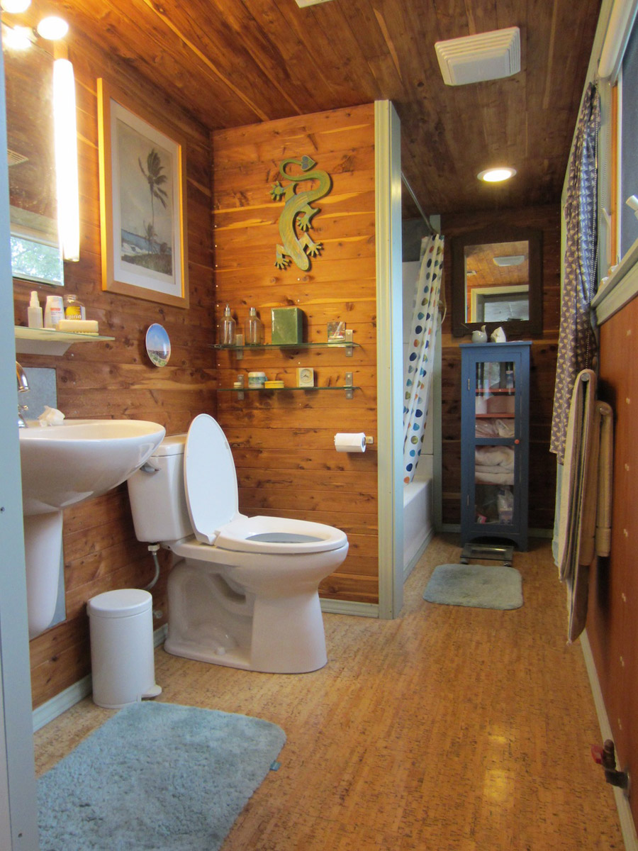 Unit One Tiny House Swoon