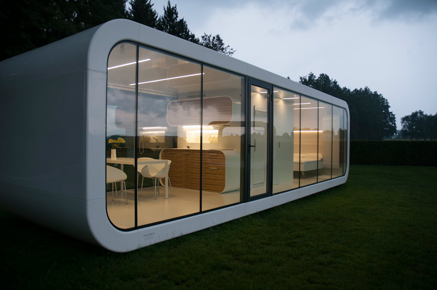 Amusing Modern Portable Homes Pictures - Best idea home design .