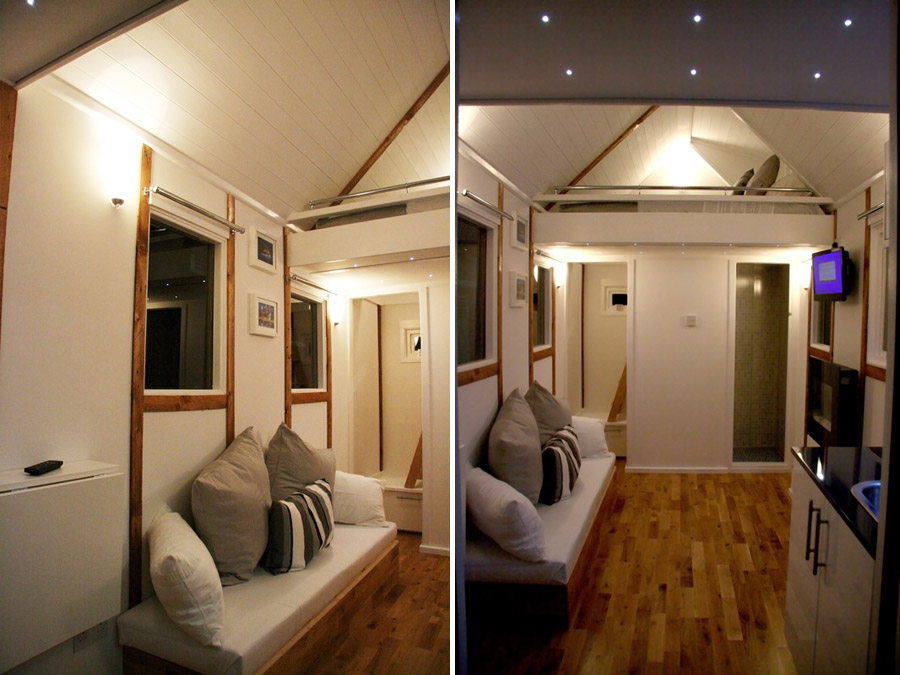 Home Design Ideas For Small Houses: Grand Designs Tiny House