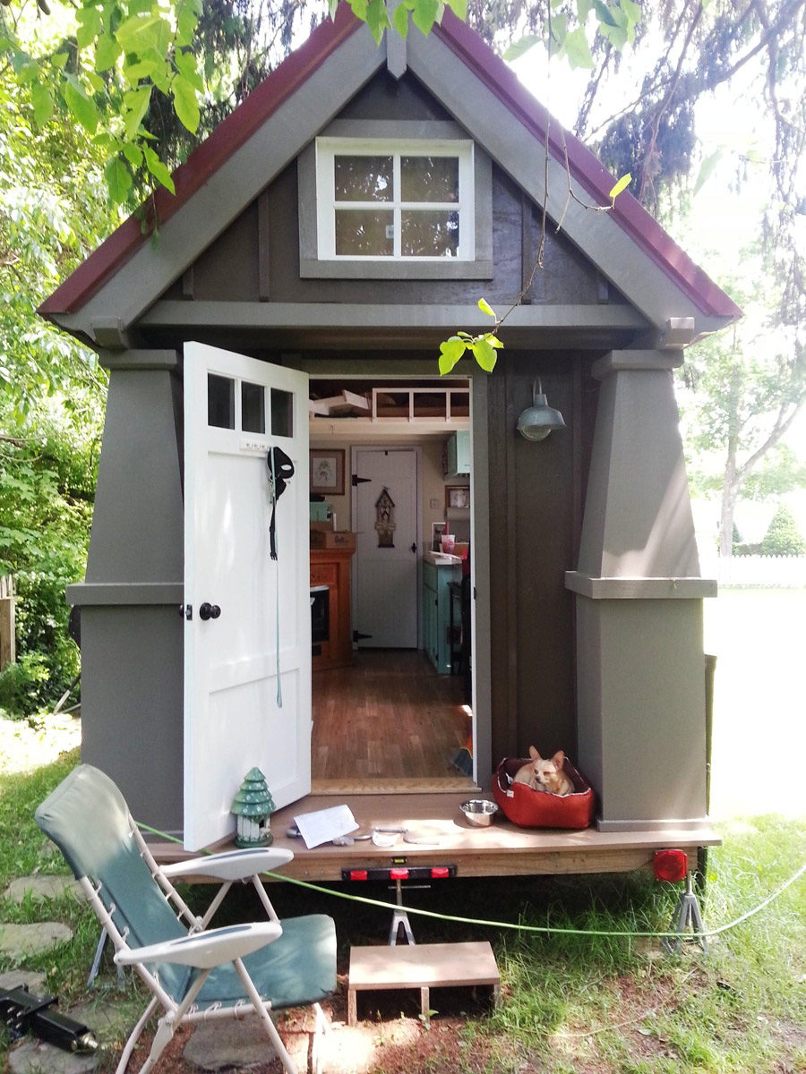 Tiny house tiny house swoon Small cottage homes