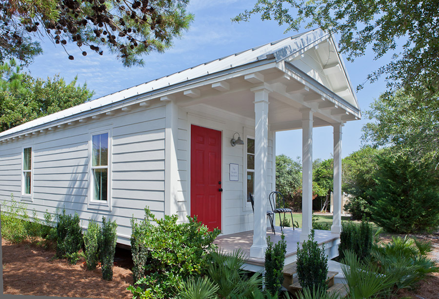 Academic Village Cottage Tiny House Swoon
