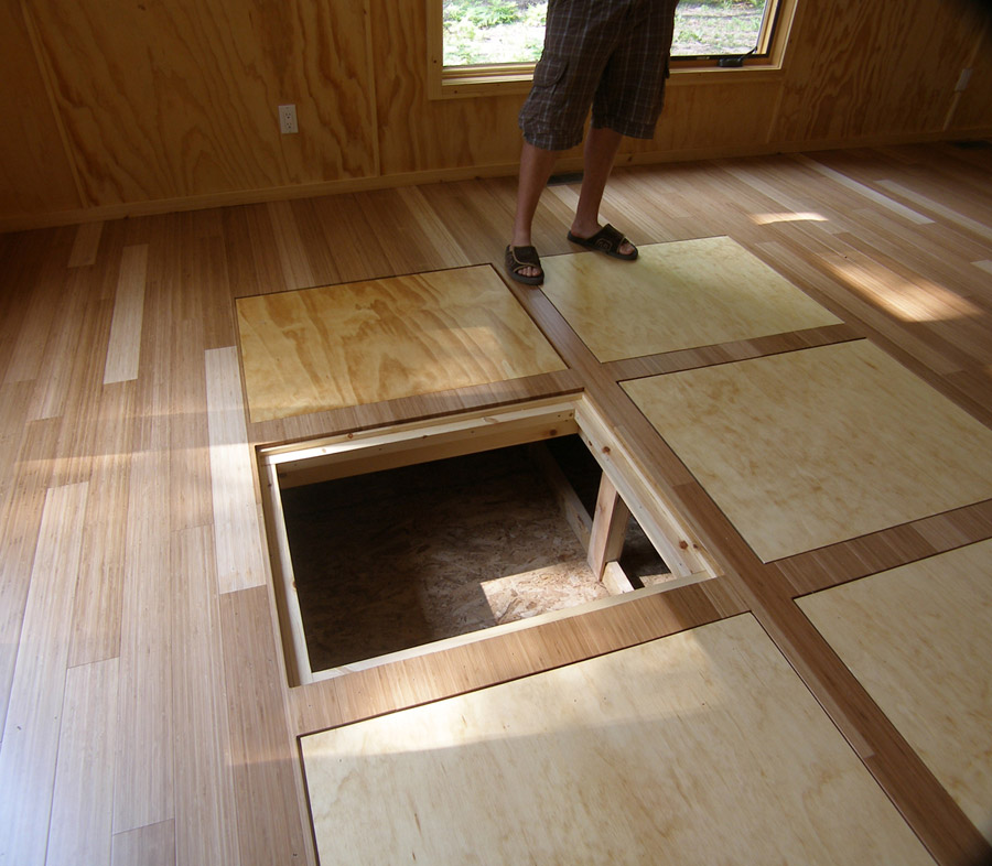 Pre fab cottage tiny house swoon - D floors the future under your feet ...
