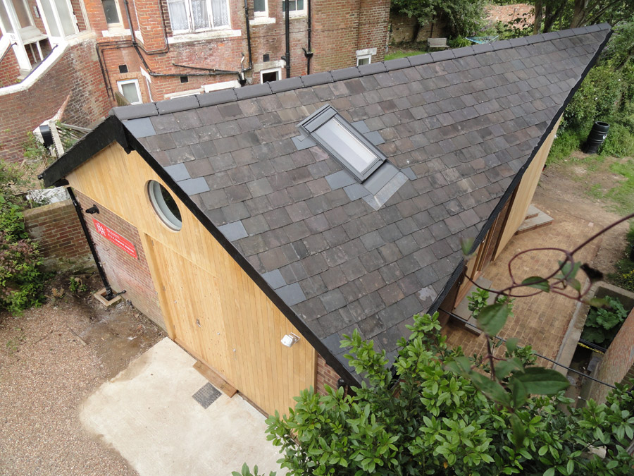 Garage Mezzanine Conversion Tiny House Joy Studio Design