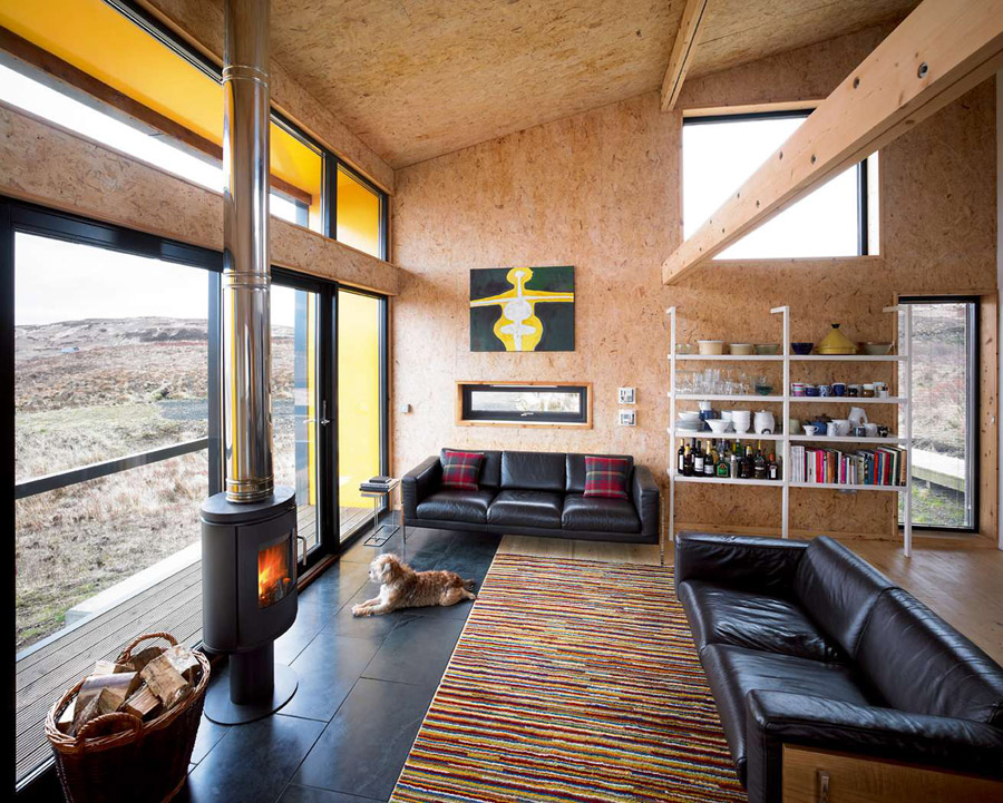 Isle of skye eco home tiny house swoon for Tiny home architects