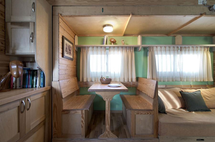 Joe's Truck House - Tiny House Swoon