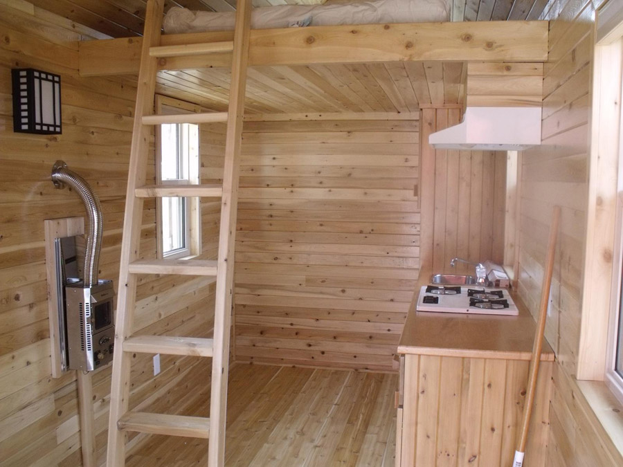 Litl hausen tiny house swoon for Tiny house for sale ontario