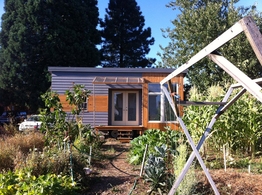 Rustic Modern Tiny House – Tiny House Swoon