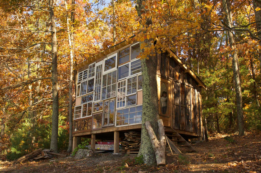 Sunset House Tiny House Swoon